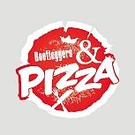 Фирменный стиль пицца-бара «BOOTLEGGERS»